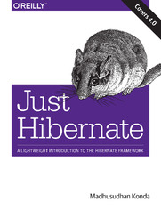 Just Hibernate